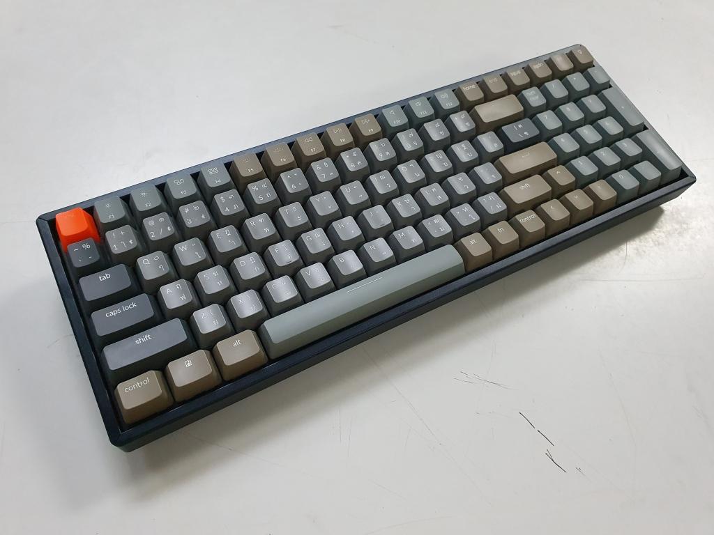 Keychron K4 Red Switch